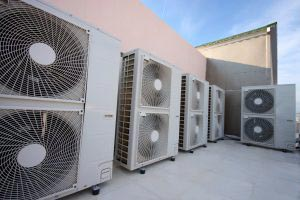 Commercial HVAC System